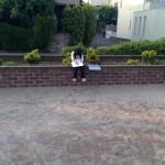 日記;運動会→写生